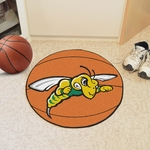 Black Hills State University Basketball Mat 27'' Diameter [4084-FS-FAN]