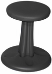 Kids Kore™ 14'' Wobble Chair - Black [KOR600-FS-KOR]