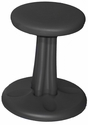 Black Teen Kore Active Chair 18.7''