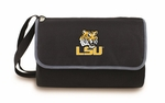 Blanket Tote - Black- Louisiana State University Digital Print [820-00-175-294-0-FS-PNT]