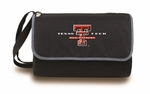 Blanket Tote - Black- Texas Tech University Digital Print [820-00-175-574-0-FS-PNT]