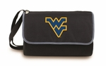Blanket Tote - Black- West Virginia University Digital Print [820-00-175-834-0-FS-PNT]