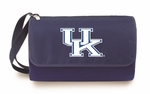 Blanket Tote - Navy- University of Kentucky Digital Print [820-00-138-264-0-FS-PNT]