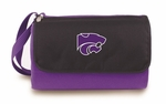 Blanket Tote - Purple- Kansas State University Digital Print [820-00-101-254-0-FS-PNT]
