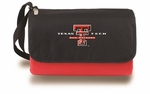 Blanket Tote - Red- Texas Tech University Digital Print [820-00-100-574-0-FS-PNT]
