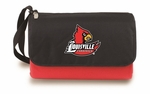 Blanket Tote - Red- University of Louisville Digital Print [820-00-100-304-0-FS-PNT]