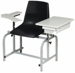 Blood Chair with Drawer - 37.5''W X 18''L X 19''H [HAU-2196-FS-HAUS]