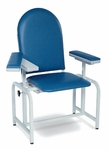 Blood Drawing Chair Padded Vinyl [2573-FS-WIN]
