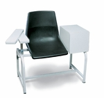 Blood Drawing Chair - Plastic Seat [2570-FS-WIN]