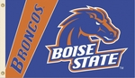 Boise State Broncos 2-Sided 3' X 5' Flag with Grommets [92080-FS-BSI]