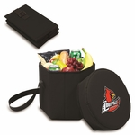 Bongo Cooler - Black- University of Louisville Digital Print [596-00-179-304-0-FS-PNT]