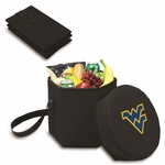 Bongo Cooler - Black- West Virginia University Digital Print [596-00-179-834-0-FS-PNT]