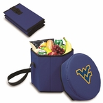 Bongo Cooler - Navy- West Virginia University Digital Print [596-00-138-834-0-FS-PNT]