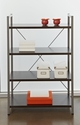 Bookcase w/ 4 Shelves - Espresso