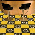 Boston Bruins Carpet Team Tiles - 18'' x 18'' Tiles - Set of 20 [10694-FS-FAN]