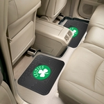 Boston Celtics Backseat Utility Mat 2 Pc 14'' x 17'' [12433-FS-FAN]