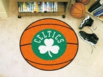 Boston Celtics Basketball Mat 27'' Diameter [10220-FS-FAN]