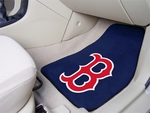 Boston Red Sox ''B'' Carpeted Car Mat [6333-FS-FAN]