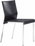 Boxter Dining Chair in Black [109100-FS-ZUO]