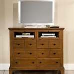 Bradford Entertainment Dresser [82000-232-FS-AWC]