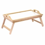Breakfast Bed Tray with Handles [98122-FS-WWT]