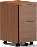 Brighton Mobile File File Pedestal - Cherry [BTFF20MLCR-FS-MAY]