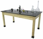 BS-EP Series Chemical Resistant Solid Epoxy Resin Top Science Table [BS2448EP-AP]