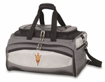 Buccaneer Tailgating Cooler and Barbecue Set - Black- Arizona State University Digital Print [750-00-175-024-0-FS-PNT]