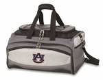 Buccaneer Tailgating Cooler and Barbecue Set - Black- Auburn University Embroidered [750-00-175-042-0-FS-PNT]
