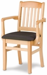 Bulldog Arm Guest Chair - Grade 1 [BULLDOG-ARM-CHAIR-GR1-FS-HSAG]