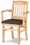 Bulldog Arm Guest Chair - Grade 3 [BULLDOG-ARM-CHAIR-GR3-FS-HSAG]