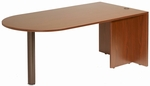 71'' W Bullet Desk - Cherry [N147-C-FS-BOSS]