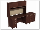Bush Furniture - Enterprise Office Furniture Collection