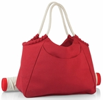 Cabo Beach Tote and Mat - Red [638-00-100-000-0-FS-PNT]