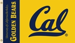 Cal Berkeley Golden Bears 3' X 5' Flag with Grommets [95156-FS-BSI]