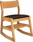 Calculus 2-Position Wood Chair [48-FS-CMF]
