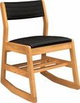 Calculus 3-Position Wood Chair [49-FS-CMF]