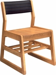 Calculus Wood Side Chair [42-FS-CMF]