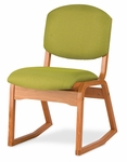 Campus 2-Position Armless Guest Chair - Grade 3 [CAMPUS2-GR3-FS-HSAG]