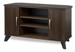 Caraco Collection Corner TV Stand Mocha [4079629-FS-SS]