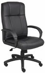 Caressoft™ Executive High Back Swivel - Black [B7901-FS-BOSS]