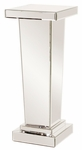 Carina Tapered Mirrored Pedestal [11132-FS-HEC]