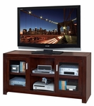 kathy ireland Home™ Carlton Collection 60''W x 30''H Full size Television Console -Bourbon [CN360-FS-KIMF]