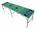 Carolina Panthers 2'x8' Tailgate Table [TPN-D-104-FS-TT]