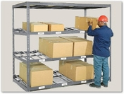 Carton Gravity Flow Racks