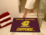 Central Michigan University All-Star Rugs 34'' x 45'' [370-FS-FAN]
