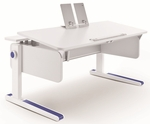Moll Champion Kids Adjustable Height Desk with Tilting Work Surface [CHDESK-F-FS-EOS]