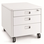 Champion Kids Three Drawer Rolling Cube Container [CHCUBE-FS-EOS]