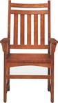 Chancellor Wood Arm Chair [331-FS-CMF]