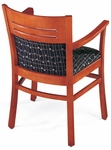 Chandler Wood Arm Chair - Beechwood [5001D-FS-CMF]